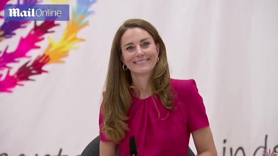 Kate: 'Tôi nóng lòng được gặp bé Lilibet'