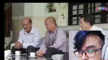 Diễn viên Quốc Uy lồng tiếng cho nghệ sĩ Hữu Châu