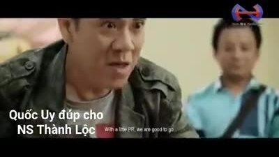 Quốc Uy lồng tiếng cho Thành Lộc