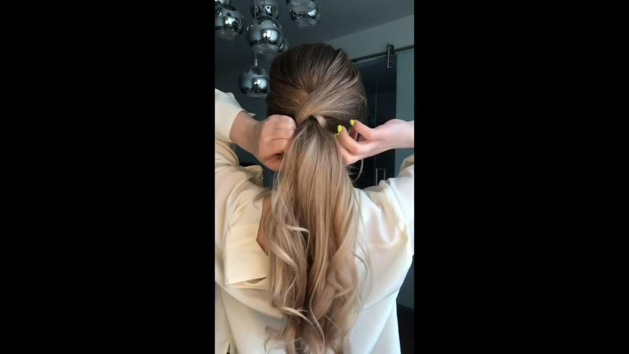 3 cách 'nâng tầm' tóc buộc đuôi ngựa ai cũng bắt chước được