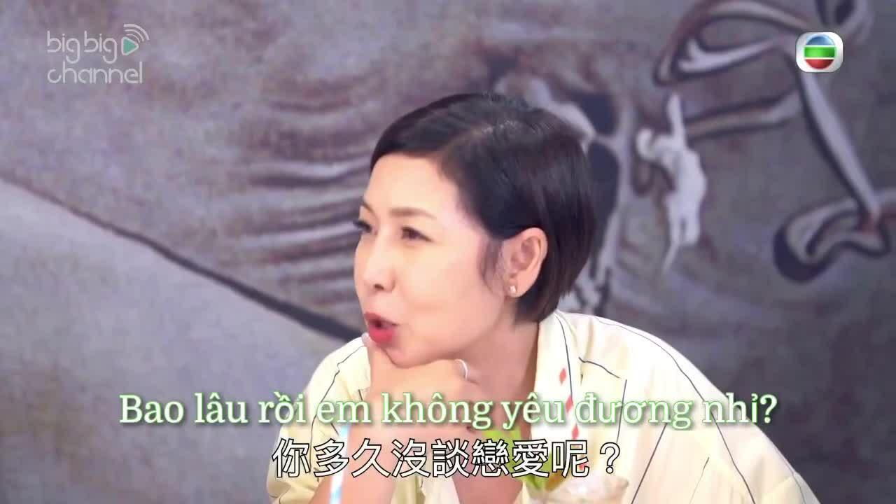 Hồ Định Hân sợ tuổi già cô đơn