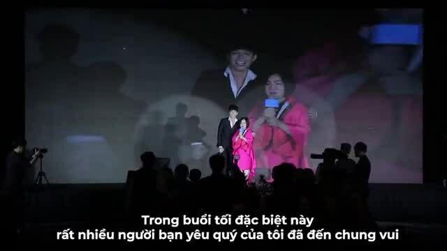 Nathan Lee thân thiết với 'bà trùm làng mốt' Trang Lê