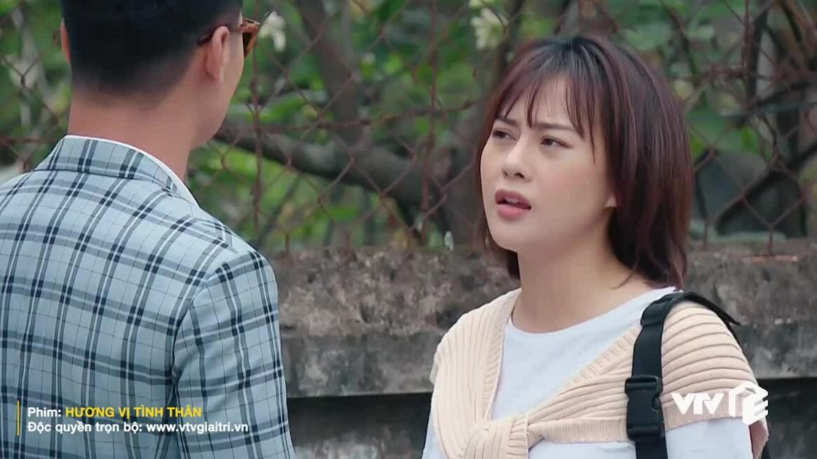 Cảnh hôn 'triệu view' của Phương Oanh - Mạnh Trường