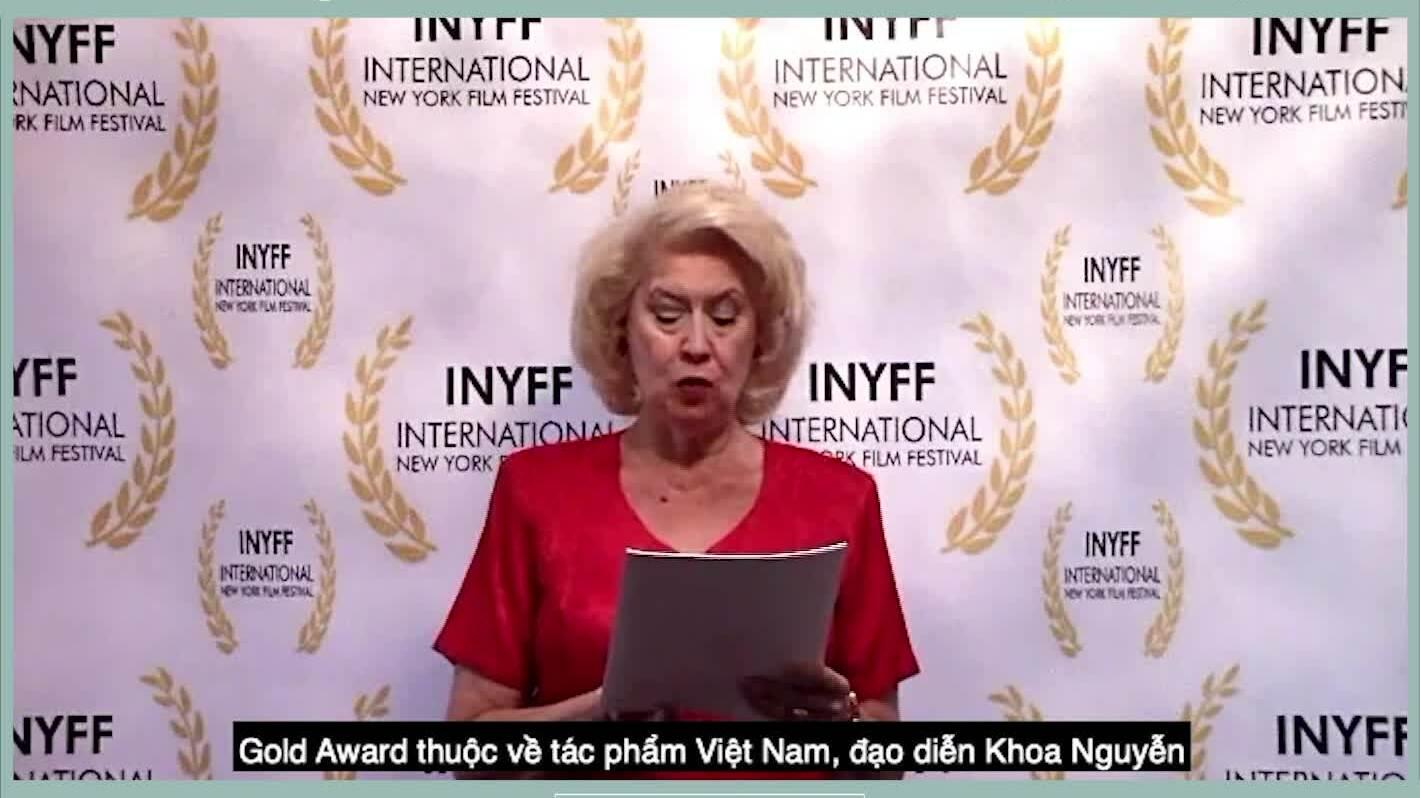 Phim của Oanh Kiều thắng giải ở New York
