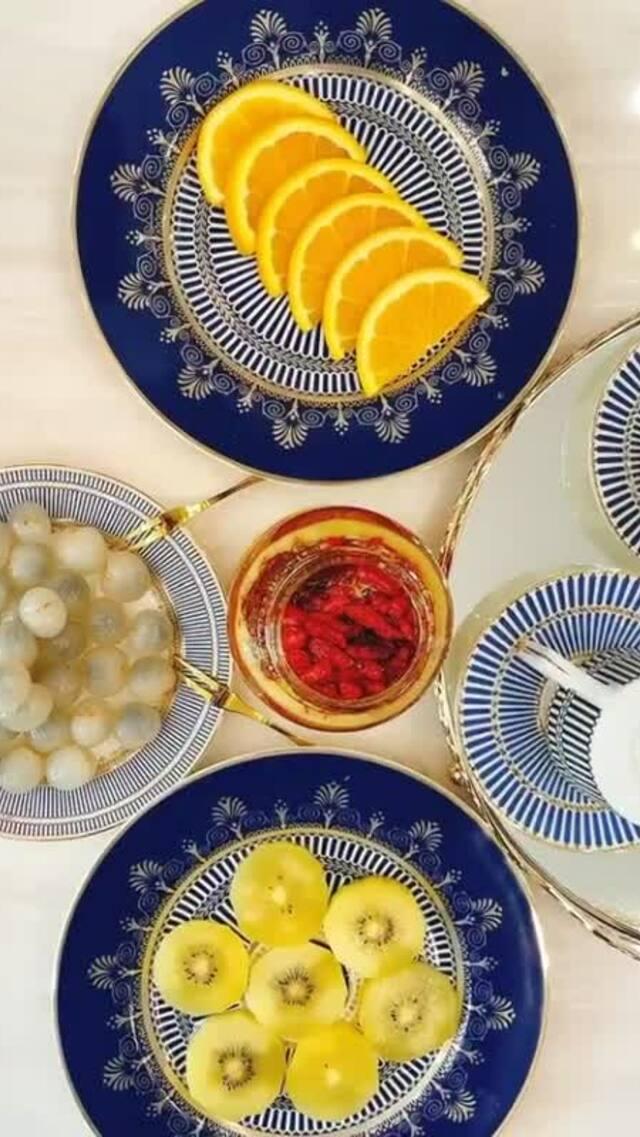 Bữa sáng không béo, ngừa bệnh tật của Hoa hậu Lam Cúc