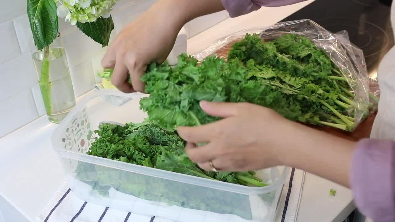 Cô gái Sài Gòn bảo quản 11 loại thực phẩm tươi cả tuần mùa dịch