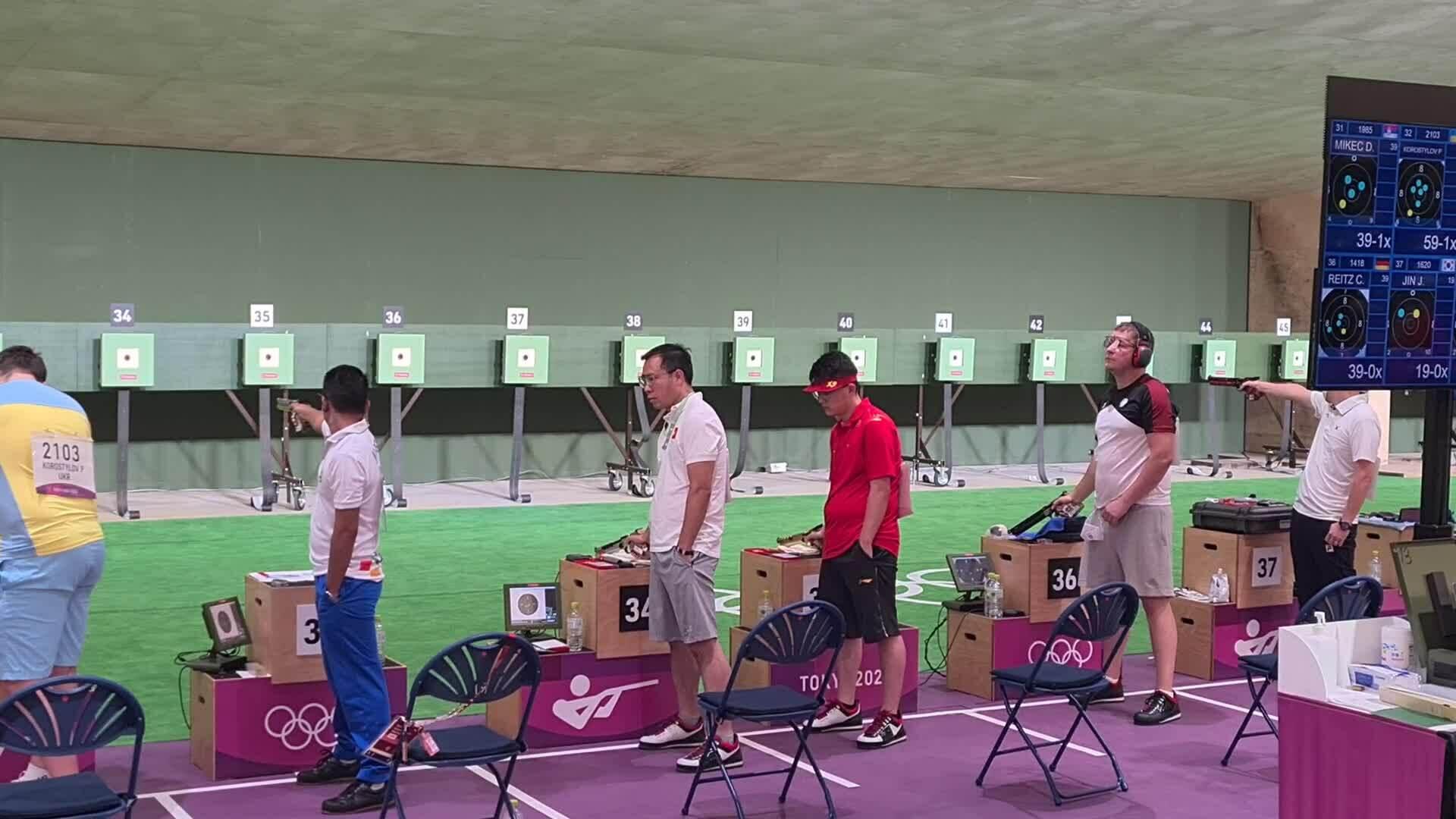 Hoàng Xuân Vinh thành cựu vô địch Olympic