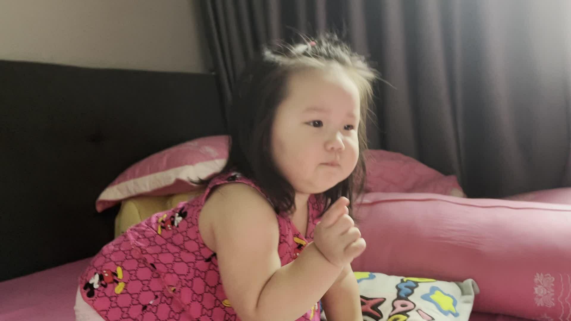 Con gái gần 2 tuổi của Quách Ngọc Tuyên