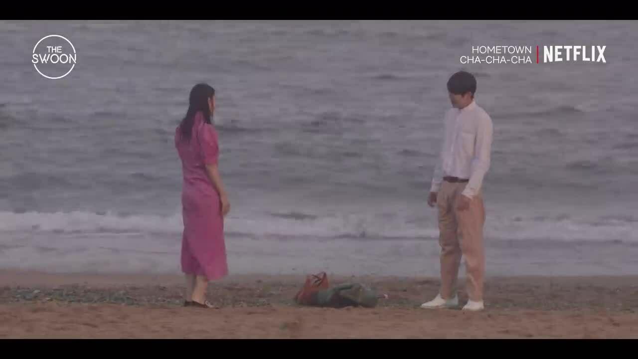 Shin Min Ah chuộng sắc hồng trong phim hot
