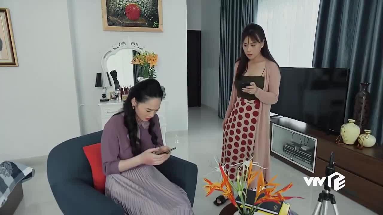 Bà Xuân - Nam trong tập 33 'Hương vị tình thân'