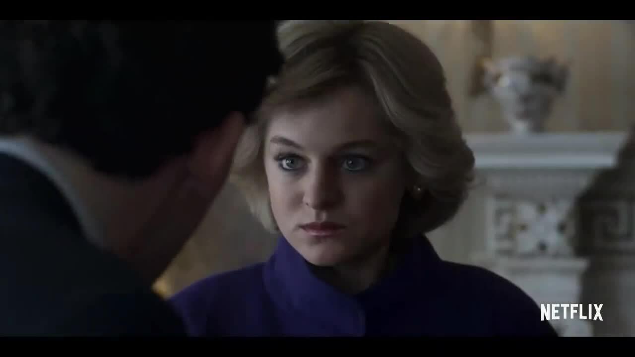 Trailer The Crown mùa 4