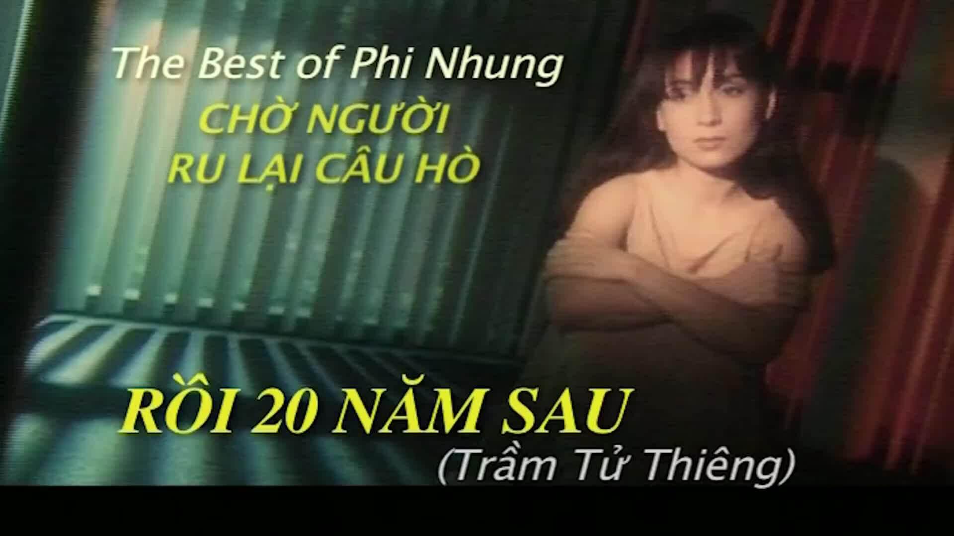 Phi Nhung hát 'Rồi 20 năm sau'