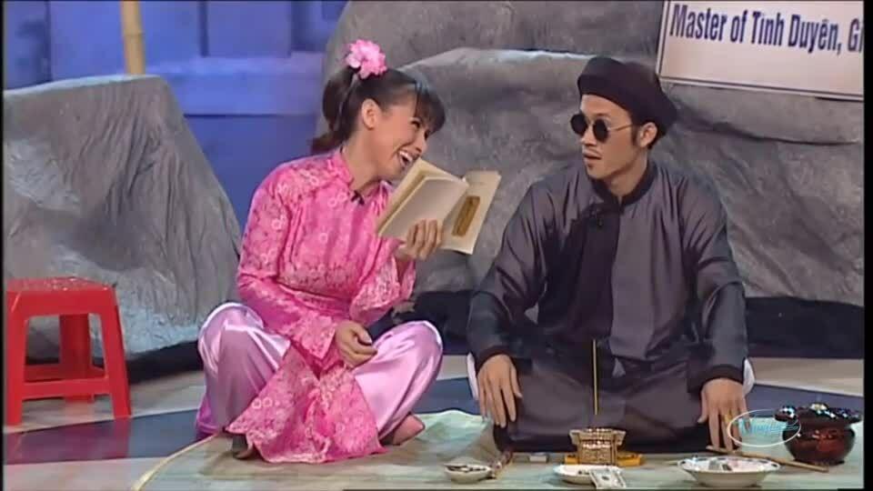 Phi Nhung Hoài Linh - Gieo quẻ đầu năm