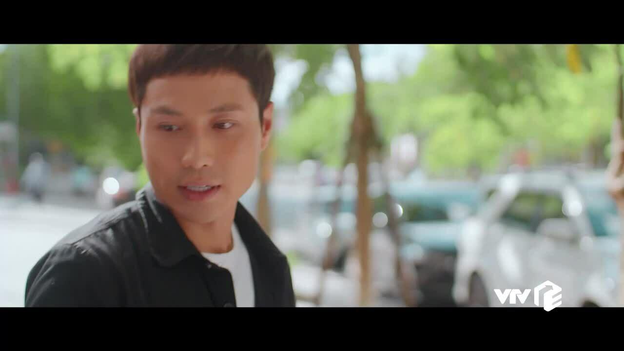 Bình An làm tình địch của Thanh Sơn trong phim