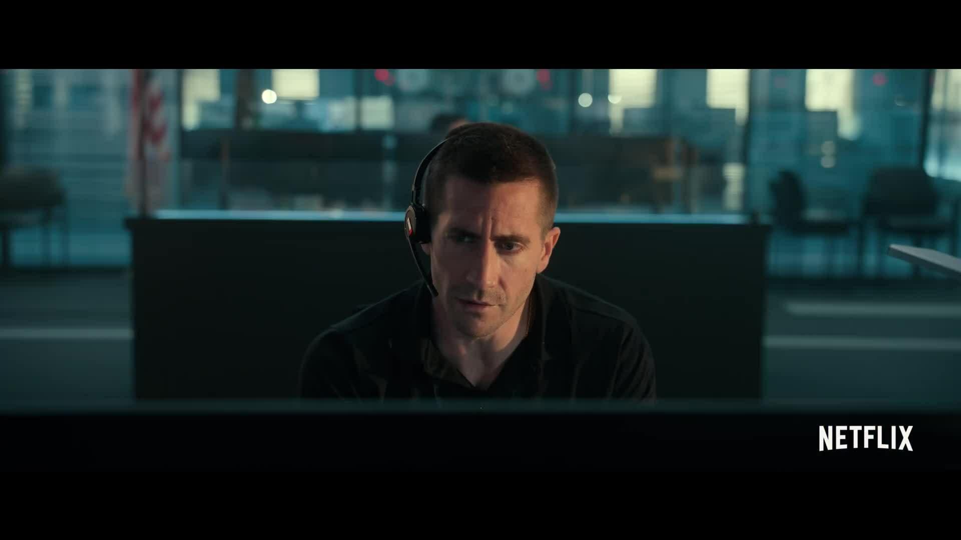 'The Guilty' – phim hình sự mới của Jake Gyllenhaal