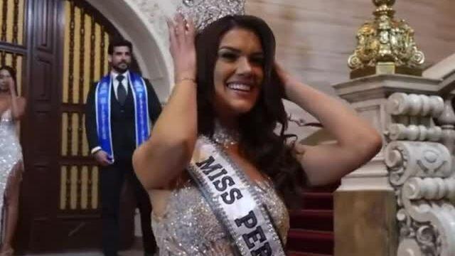 Em gái Hoa hậu Hoàn vũ Peru 2019 thành tân hoa hậu