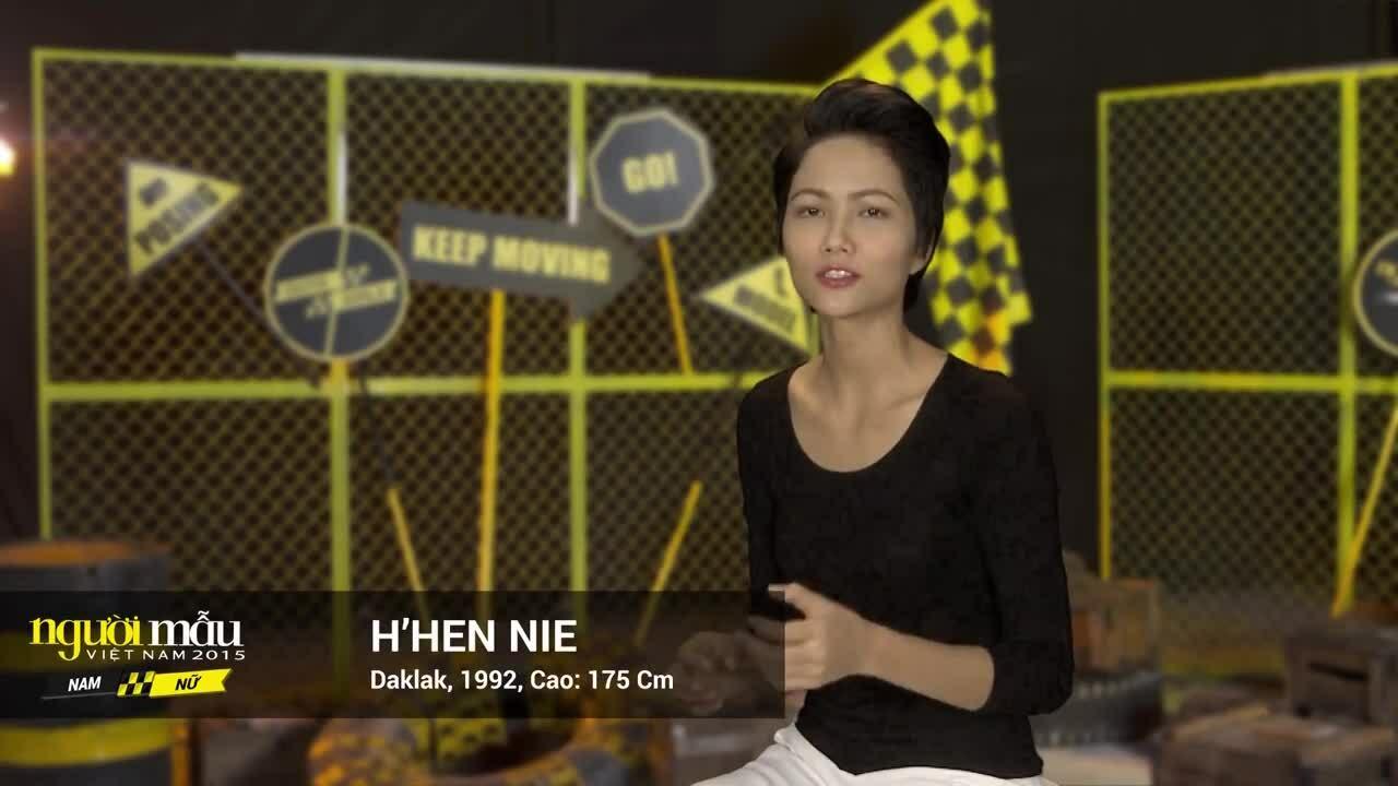 H'Hen Niê làm huấn luyện viên 'The Next Face'