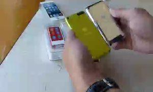 Mở hộp iPod Touch thế hệ mới