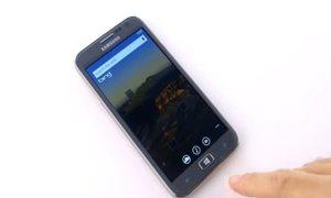 Video thực tế giao diện và thiết kế của Ativ S