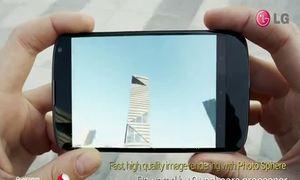 Quảng cáo LG Nexus 4