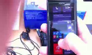 Mở hộp Nokia Lumia 505