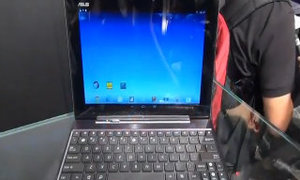 Video thực tế Asus Transformer Pad Infinity