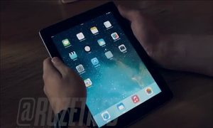 Video thực tế hệ điều hành iOS 7 trên iPad