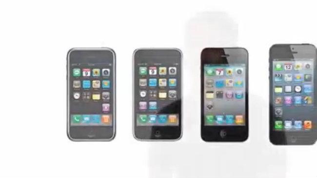 iPhone 5S bị chế giễu từ khi chưa ra mắt