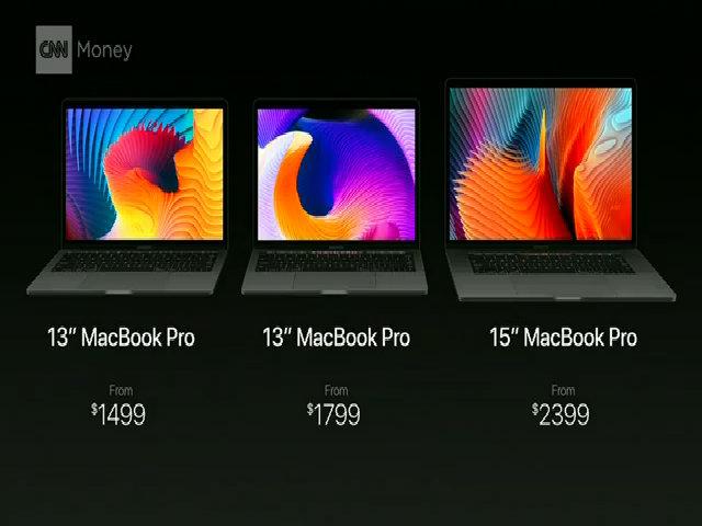 Toàn cảnh sự kiện Apple ra loạt MacBook mới