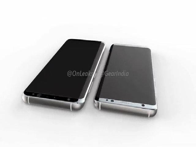 Samsung tự tin tăng lượng Galaxy S8, S8 Plus bán ra đợt đầu