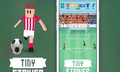 Trailer giới thiệu game Tiny Striker