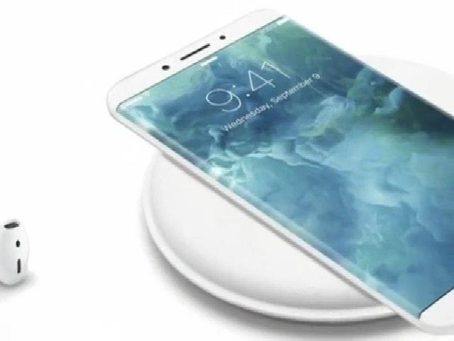 iPhone 8 dùng màn hình OLED
