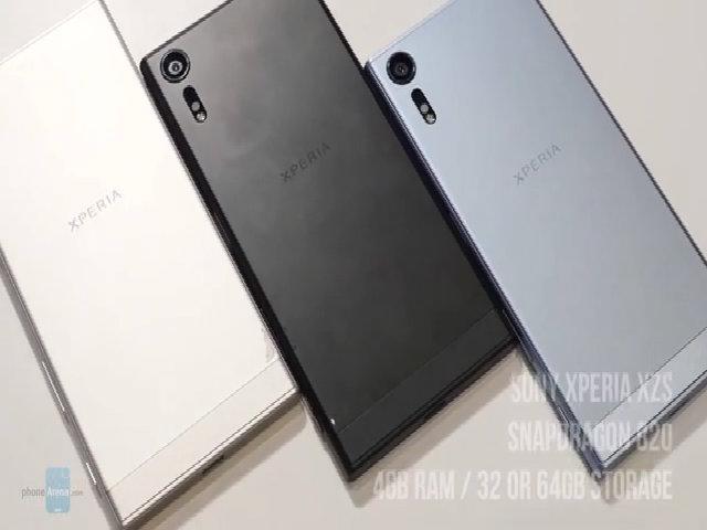 Sony Xperia XZs