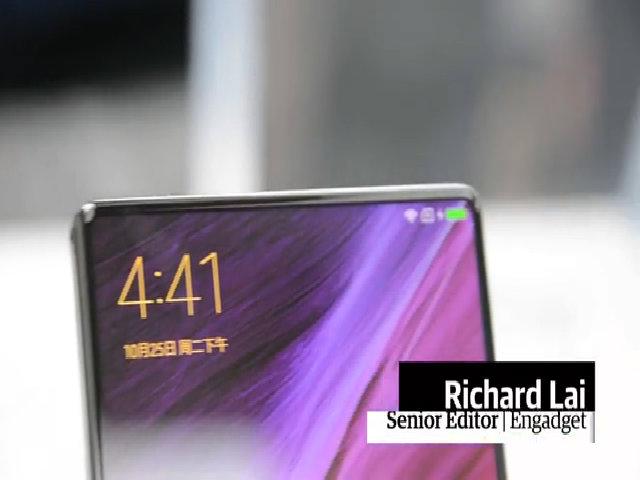 Trên tay Xiaomi Mi Mix