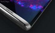 Galaxy S8 edge màn hình vô cực của Steel Drake