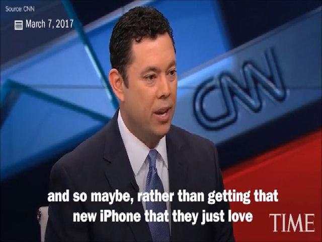 Nghị sĩ Mỹ khuyên không nên mua iPhone