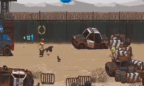 Dead Ahead: Zombie Warfare (iOS)