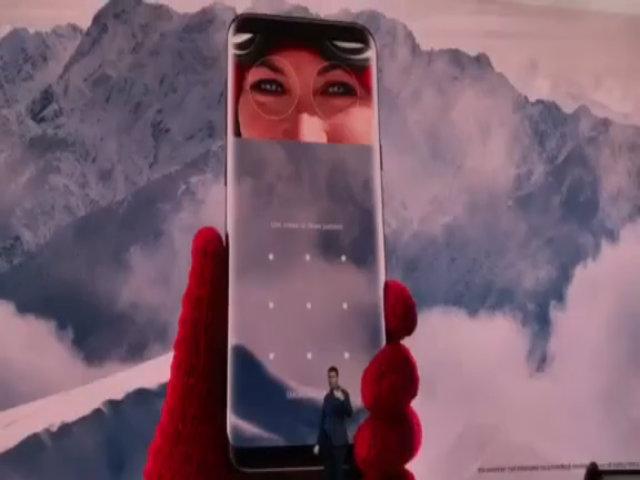 Bảo mật mống mắt Galaxy S8 khiến máy quét vân tay 'dư thừa'