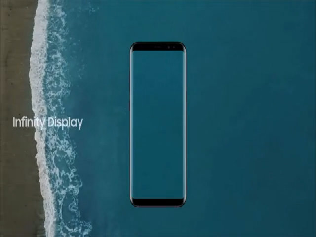 Lý do Samsung đưa màn hình vô cực lên Galaxy S8