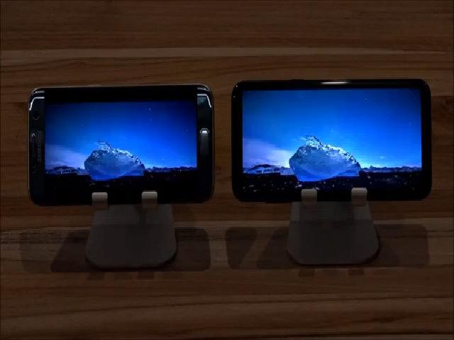 Trải nghiệm thực tế màn hình vô cực trên Galaxy S8
