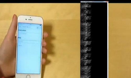 Cách cầm điện thoại có thể khiến người dùng bị hack - Video Embed