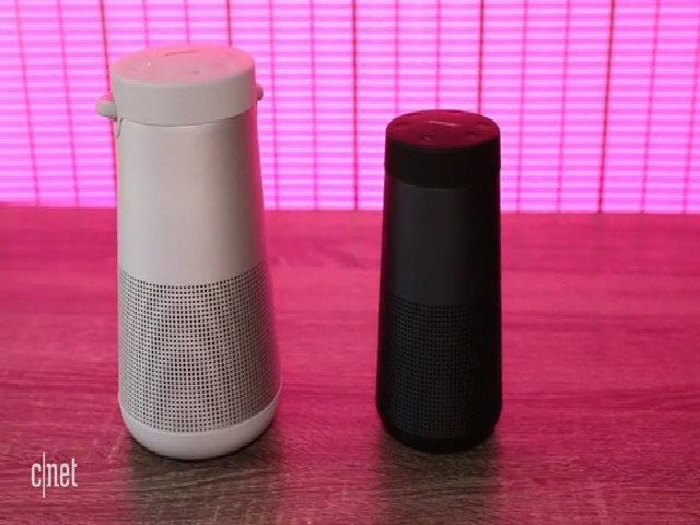 Bose SoundLink Revolve và Revolve+