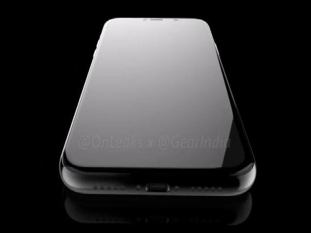 Phác họa chi tiết iPhone 8 dựa trên tin đồn