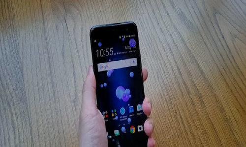 Tính năng cảm ứng cạnh viền trên HTC U11