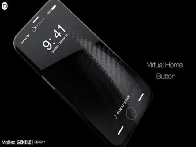iPhone 8 màn hình tràn cạnh
