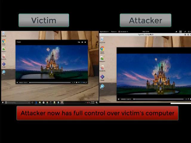 Nguy cơ bị hacker tấn công khi xem phim bật phụ đề
