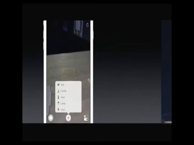 Tính năng tương tác thực ảo trên iOS 11