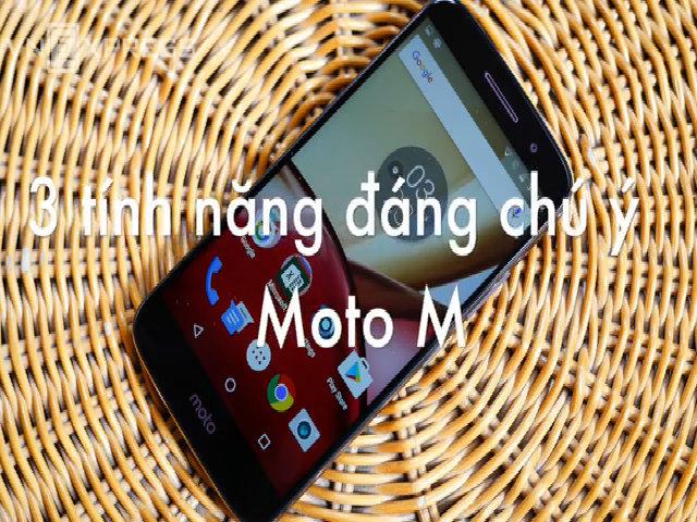 Moto M - smartphone tầm trung có vỏ kim loại, chống nước