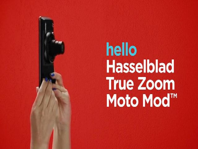 Motorola ra mắt smartphone Android biến hình mới
