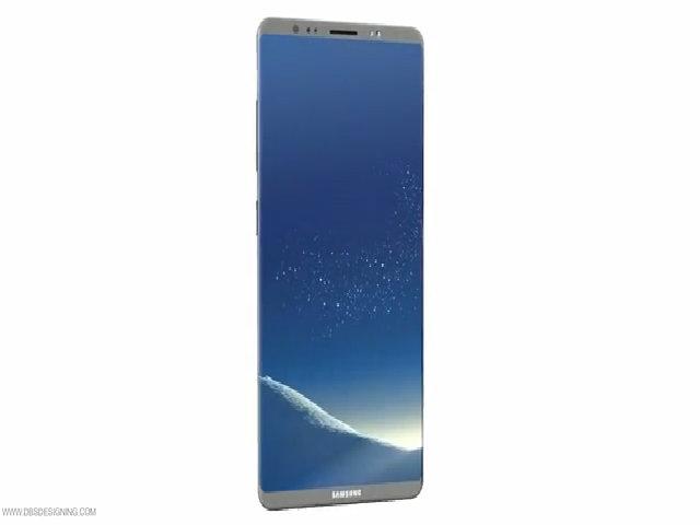 Ý tưởng Galaxy Note 8